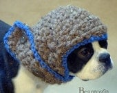 The Blue Baron Dog Hat Custom Size and Color