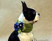 Flora Bouquet Pet Collar