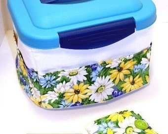 Sewing Basket and Needle Keeper pdf Sewing Pattern
