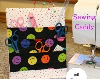 Sewing Caddy pdf Sewing Pattern