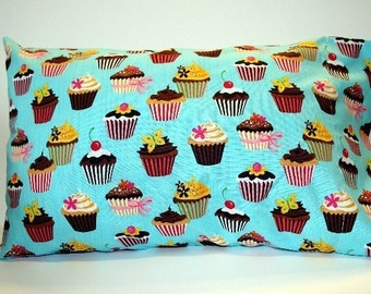 Toddler or Travel  Pillow and Pillowcase pdf Sewing Pattern