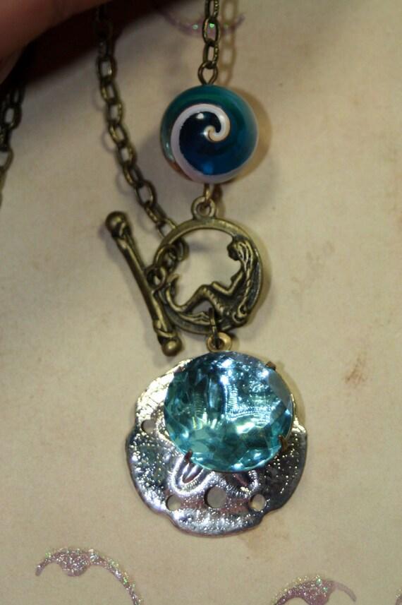 Seagazers Mistress Charm Necklace Ocean Sea Theme