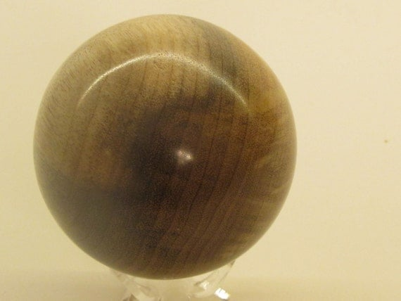 Solid Wood Ball 3""