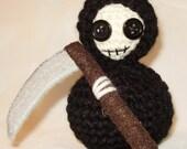 Crochet Grim Reaper Kenny's Personal Reaper