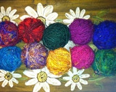 The whole Kilo Caboodle Balled Yarn