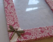 Dragonfly 5 x 7 picture frame