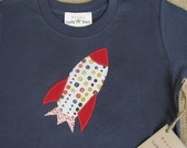 Rockin' Rockets Organic Cotton T Shirt