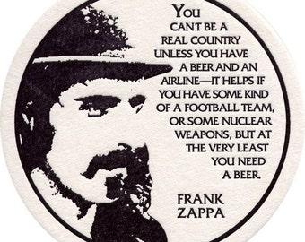 Frank Zappa Coasters