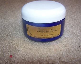 Arthritis- sore muscle cream- whipped Shea body butter 4.5 ounces