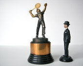 Antique Men's Tennis Trophy