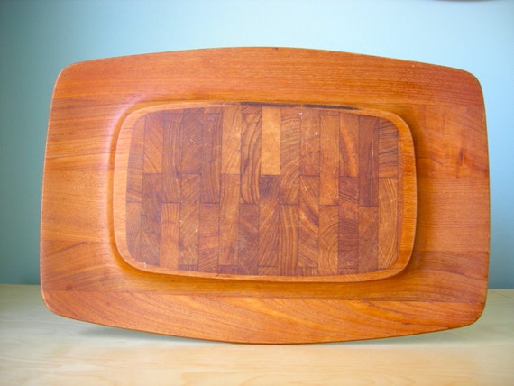 Danish Modern Dansk Cutting Board