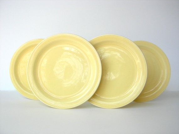 Vernon Kilns Early California Plates