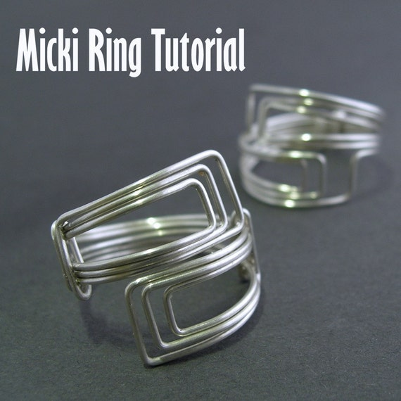 Tutorial - Micki Ring (Easy)