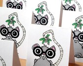 Nerd Mistletoe Mouse Holiday Gift Tags digital pdf