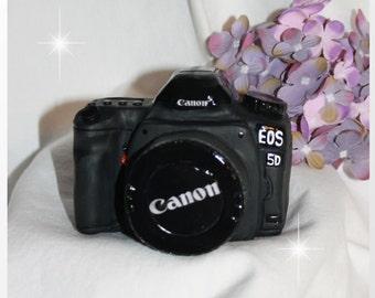 Canon Cake Topper
