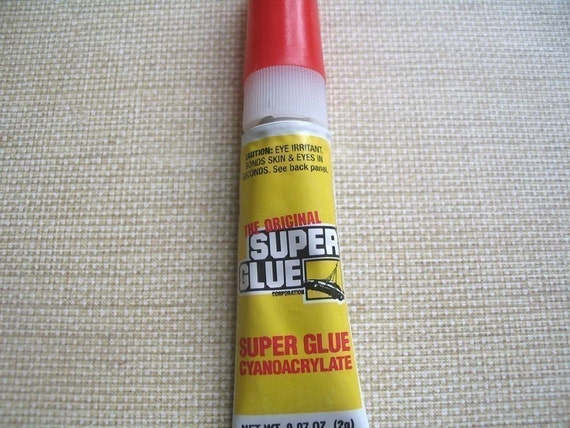 SUPER GLUE... Best Adhesive for Aanraku Bails...and much more
