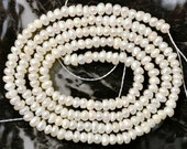 """Natural Fresh Water Pearl 2.5-3mm Seed Semi Round 16"""" ETSY-A"""