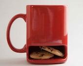 Red Dunk mug