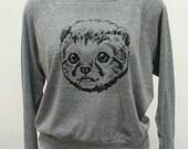Cheetah Cub Raglan Sweater