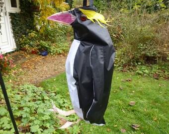 Rockhopper Penguin  Windsock