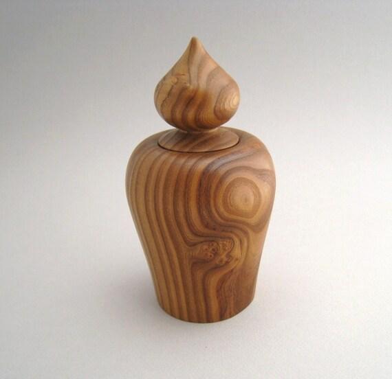 Russian Olive Wood Box