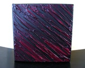 Blackberry - Original Acrylic Painting on Gallery Stretched Canvas