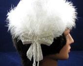 Wedding Fascinator - Bridal Bow