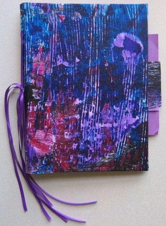 Painted Art Journal 3