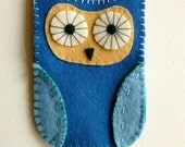 Iphone, Ipod, Droid or any phone hand made felt cover