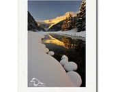 Winter's Charm \/ Fine Art Photography Card 5X7