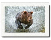 The Chase \/ Fine Art Photography Greeting Card 5X7