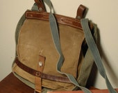 Introvert Bike Bag (rubberized back)