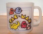 Vintage Pac Man Mug
