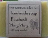 Patchouli Ylang Ylang Handmade Soap