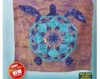Honu the Sea Turtle Quilt Pattern
