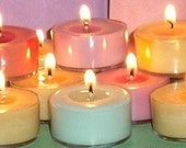 BAYBERRY - One Dozen Vegan Soy Tea Lights