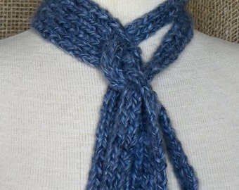 Scarflet in Soft Blue