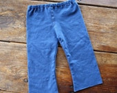 Organic Every Wear Pants--bedtime blue