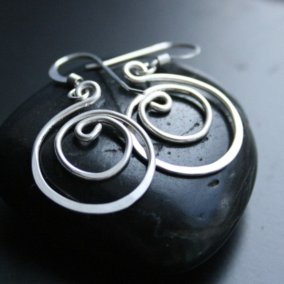 Sterling Silver Spiral Dreams