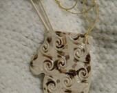 Knitter's Mitten Ornament