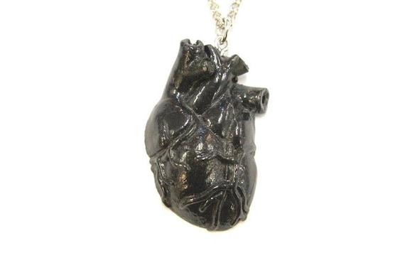 My Big Black Heart - Moon Raven Designs