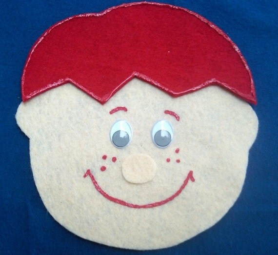 Happy and You Know It Flannel Board Felt Board Story