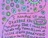 Wishing Star (doodlemagnet)