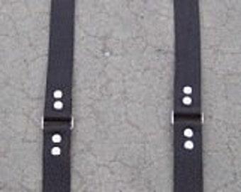 Leather Cross-Body Purse Strap