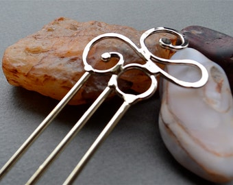 Metal Hair Stick