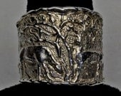 Deer in the forest ring size  size 8