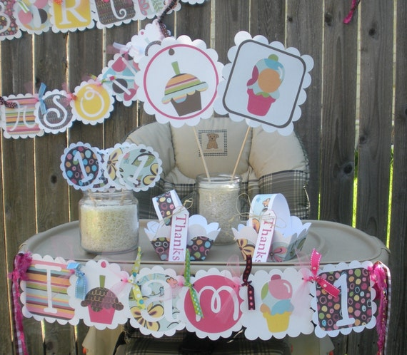 1st birthday deluxe party package for 1st birthday decoration packages