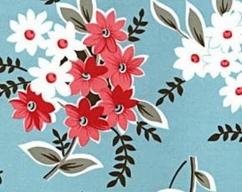 ORIGINAL Blue Bouquet Denyse Schmidt Flea Market Fancy