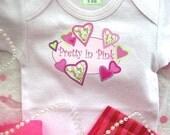 Pretty in Pink Bodysuit