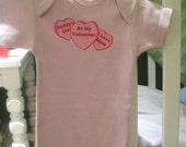 Valentine Candy Bodysuit